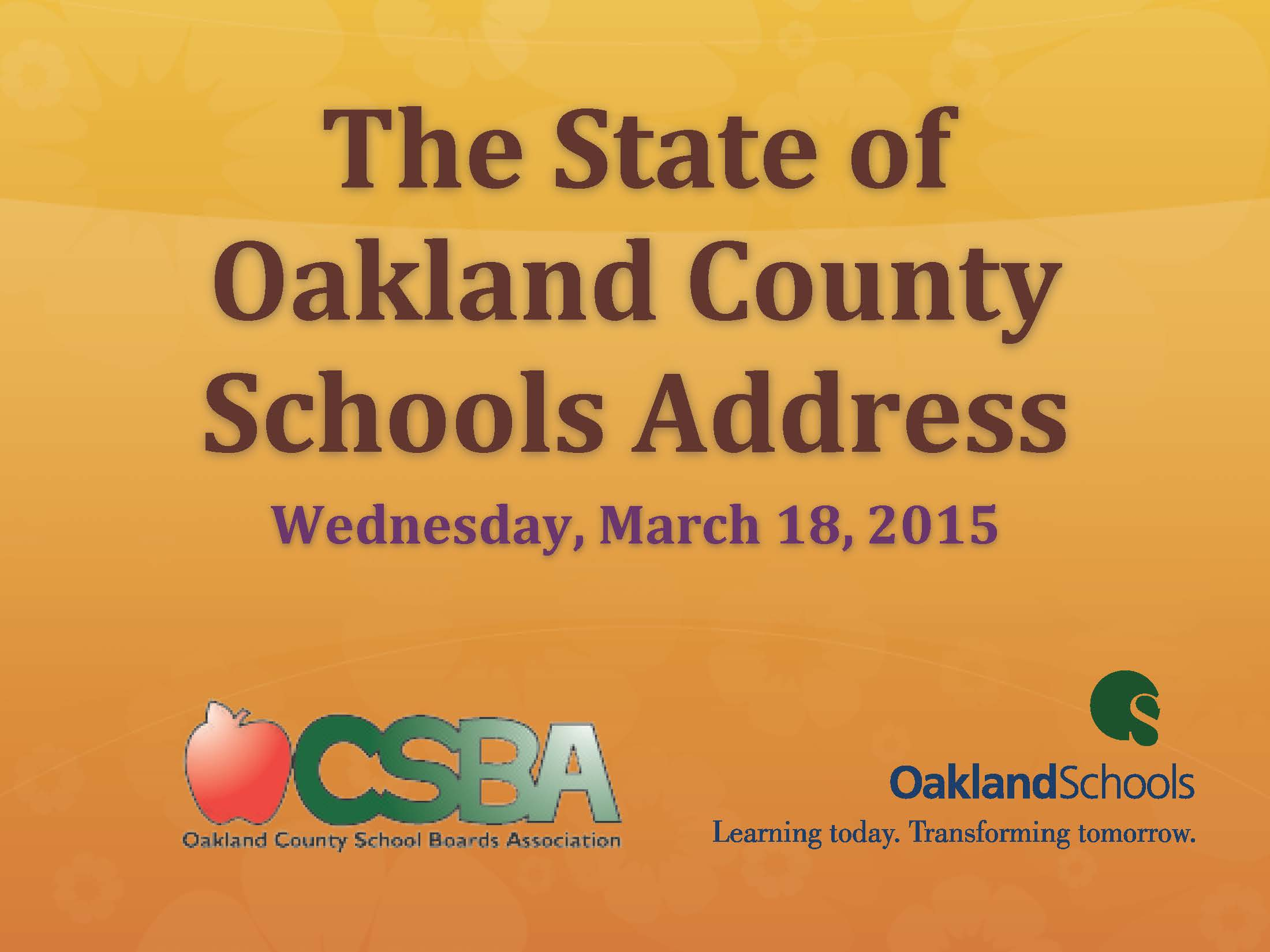 Oakland Schools