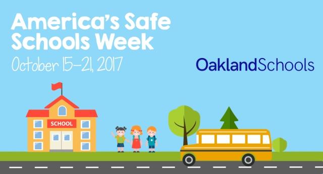 America's Safe Schools Week