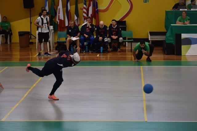 Kusku goalball