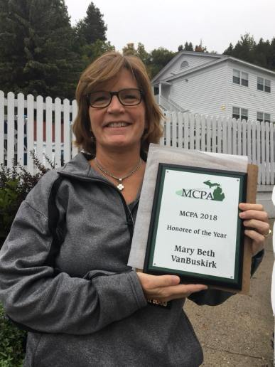 2018 MCPA Honoree of the Year picture
